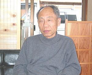 出雲アロマスリット工房(荒木建具店 内)代表者 荒木登さん(61)