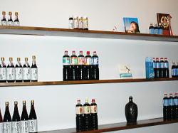 井ゲタ醤油の商品群。