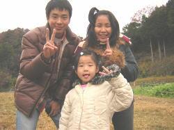 子ども達に大人気の三田村さん。