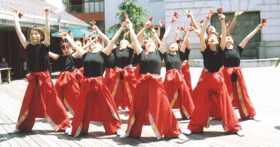 「踊り屋・舞夢」