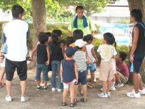 『復活!公園遊び』に大集合!