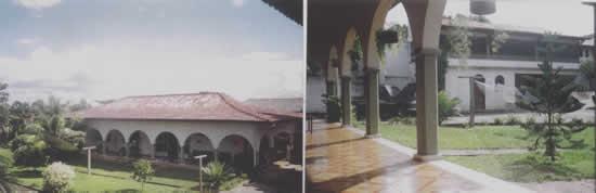 ブラジルにある百合沢さんの自宅