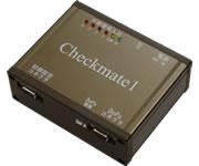 非常通報装置「Checkmate1」。