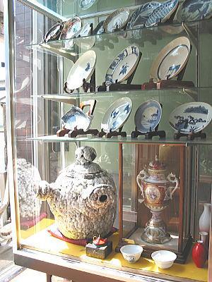 梶谷さんのコレクション