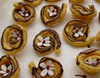 パンズラビリンス。映画のタイトルで、その映画上映のために作ったイメージお菓子